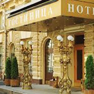 Гостиницы Нижнеангарска
