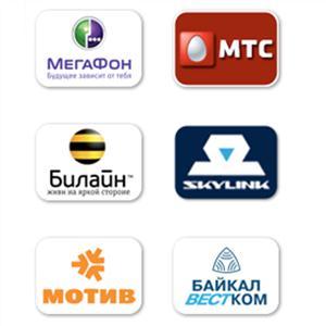 Операторы сотовой связи Нижнеангарска