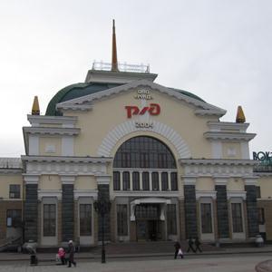 Железнодорожные вокзалы Нижнеангарска