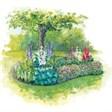 Лад - иконка «сад» в Нижнеангарске